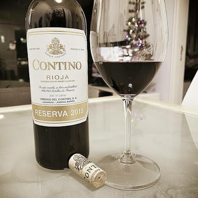 CONTINO Reserva 2015 Rioja Spain  by ©LeDomduVin 2020