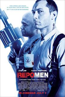 Repo Men - film poster