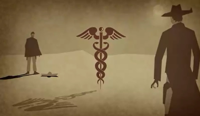 Doctors Fought To The End Over Their Territory