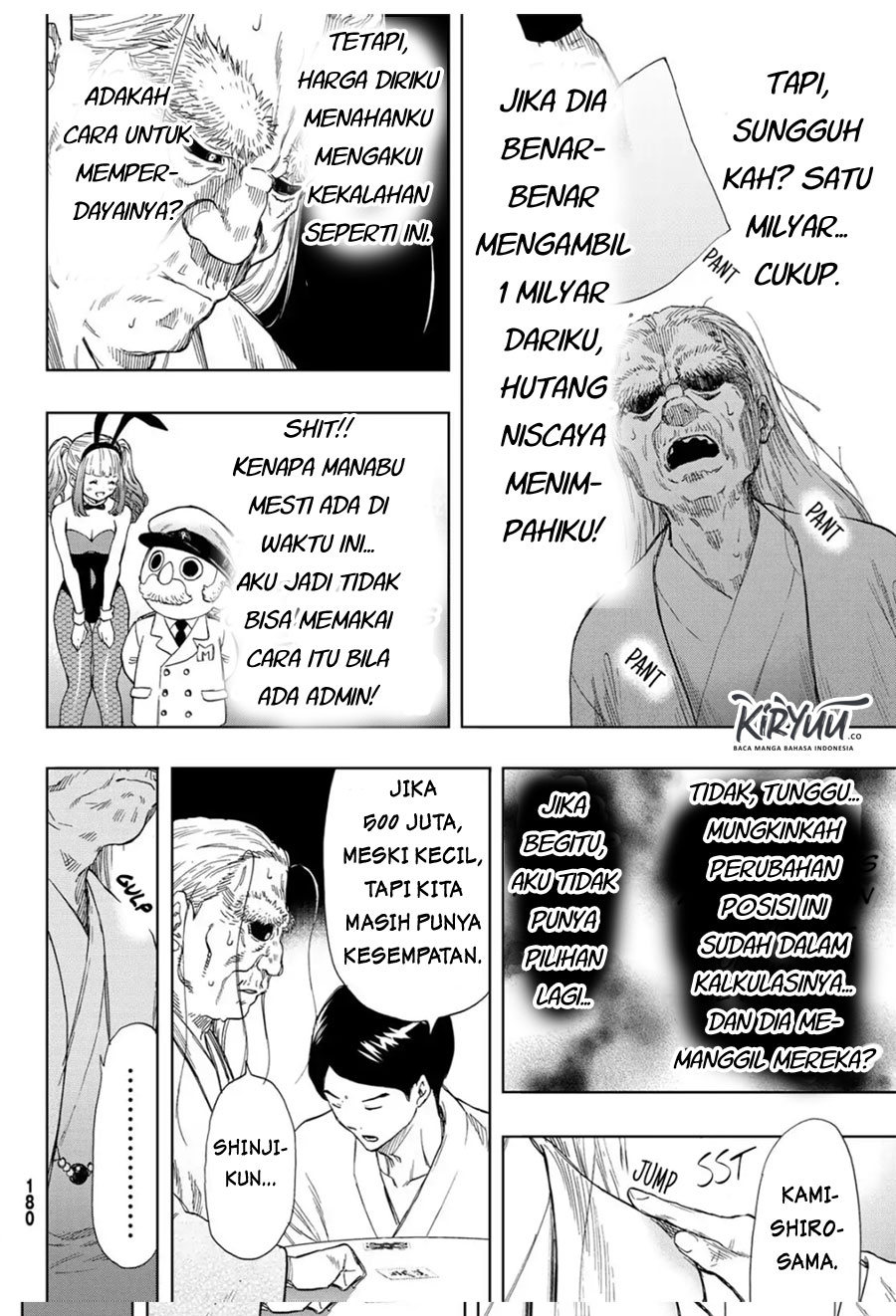 Tomodachi Game: Chapter 59 - Page 33