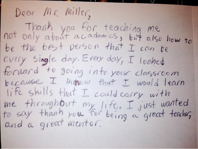 This Is Why I Teach
