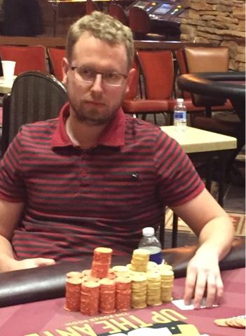 Lincoln garner poker