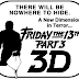 See Part 3 On 35mm In True 3-D This April, Friday The 13th