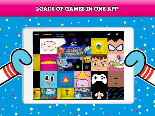 Cartoon Network GameBox screenshot 17