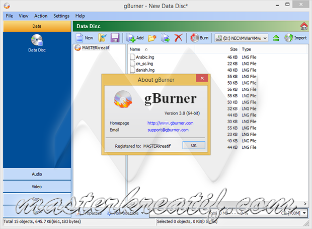gburner download free