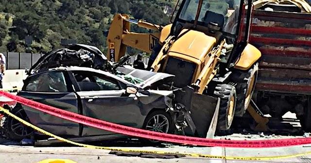 Un muerto deja fuerte accidente en Arco Norte