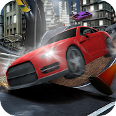 Rumble Racing - Car Hill Climb