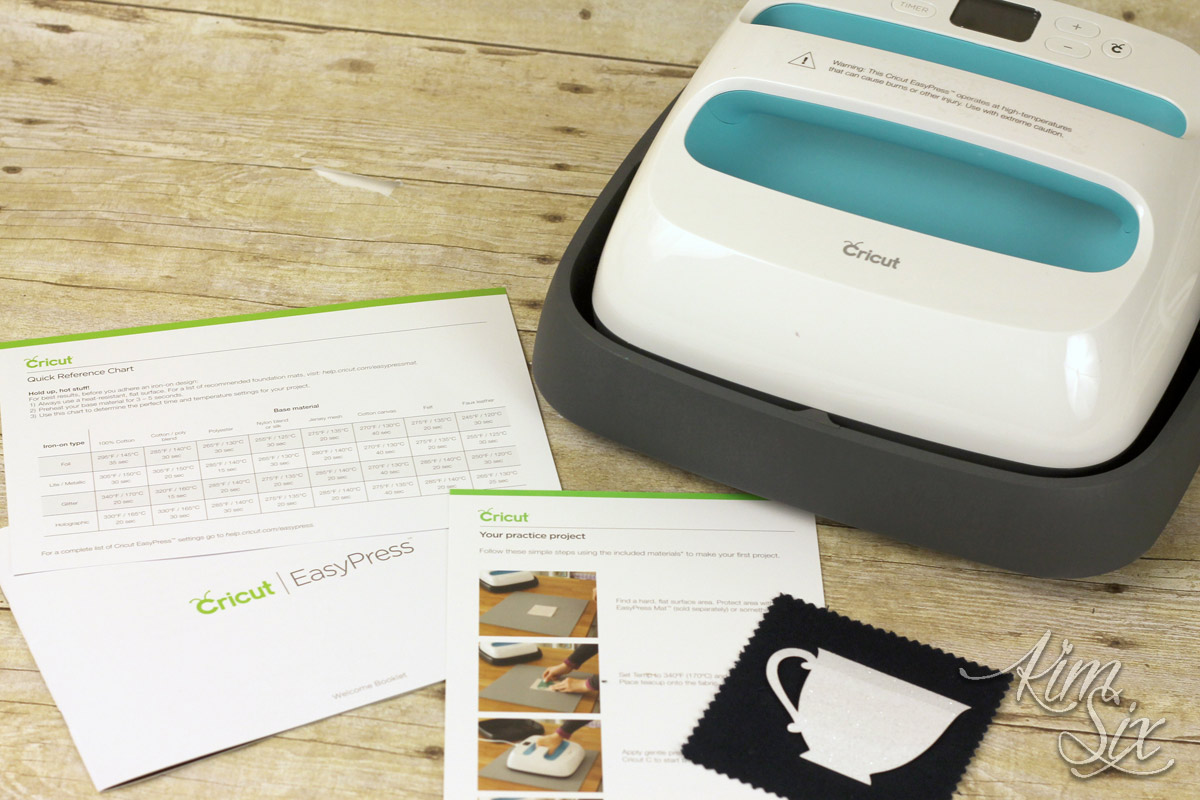 Cricut easy press review