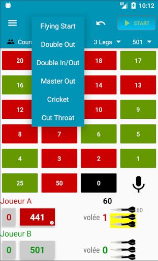 Télécharger Fléchettes - Scorecard mod apk screenshots 2