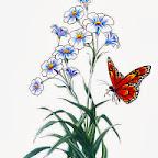 flowers - tattoos for men