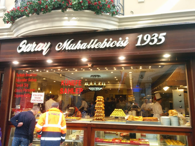 One of Istanbul's top breakfast restaurant