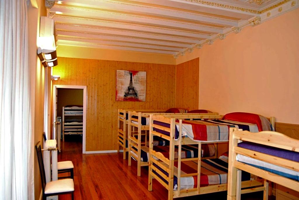 Albergue de peregrinos Hostel Entresueños, Logroño, La Rioja, Camino de Santiago