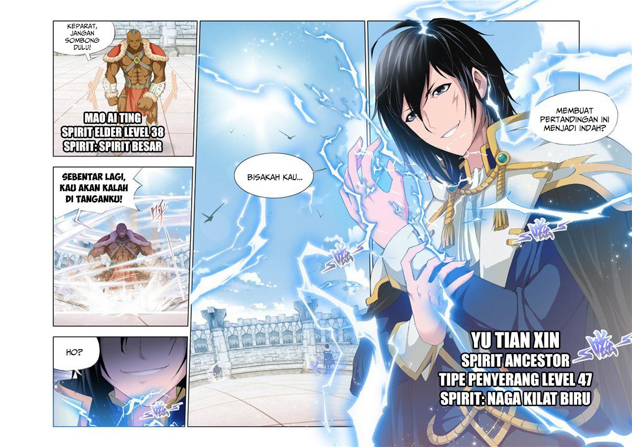 Baca Manga Soul Land Chapter 116 Komik Station