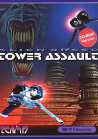 Alien Breed: Tower Assault - Review By Joe Cherry