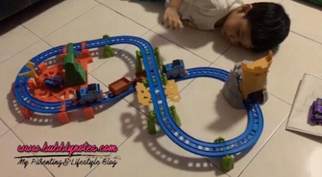 Thomas and Friends Berpisah Tiada! 4