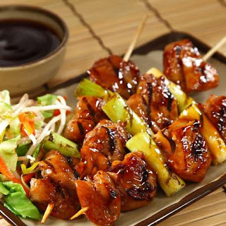 Yakitori Vegetables Recipes