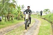 Kunjungi Terasering di Tabanan, Mentan SYL Kagum dan Himbau Untuk Membangun Pertanian Tetap Melestarikan Kearifan Lokal