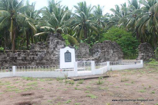 el toro bumingo: Church of San Juan, Batangas