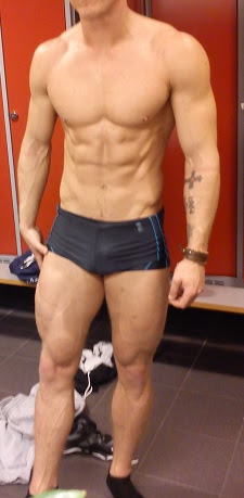 Nya bodybuilding trenden dricka brostmjolk