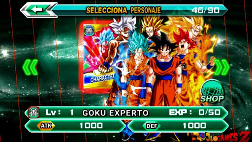 LANÇOU!! NOVO (MOD) DRAGON BALL TAP BATTLE PARA CELULARES ANDROID (DOWNLOAD) COM 90 PERSONAGENS