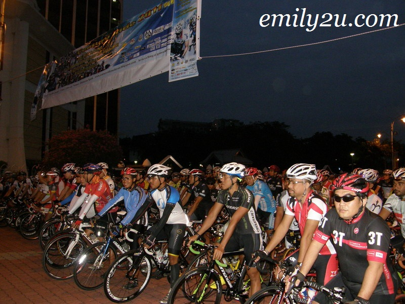 Photos From Century Ride Malaysia 2011 (CRM 2011)