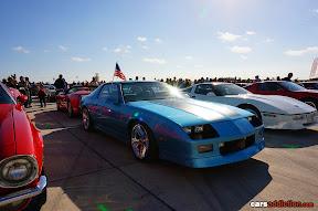 Camaro and Corvette