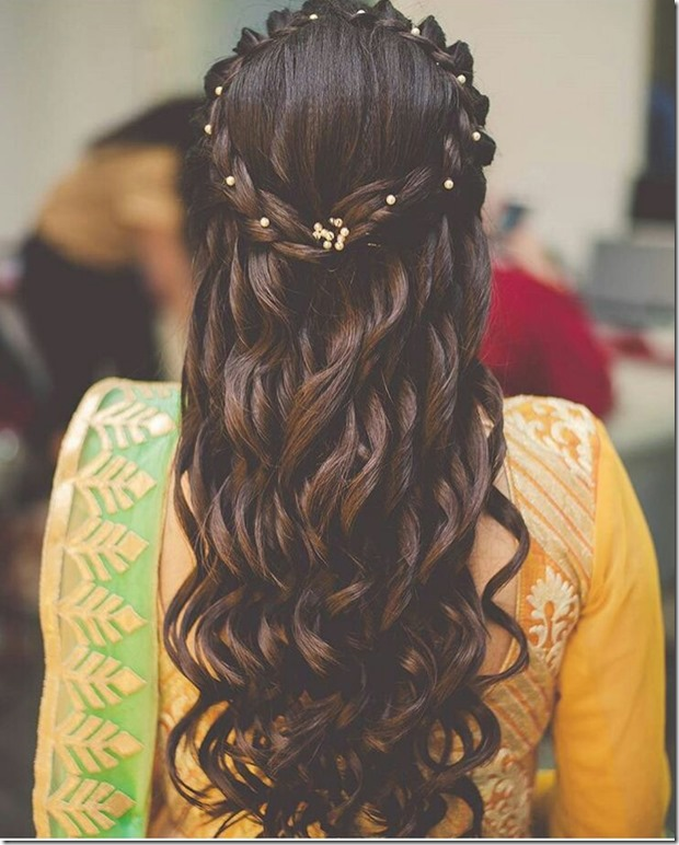 Indian Wedding Hairstyles (74)