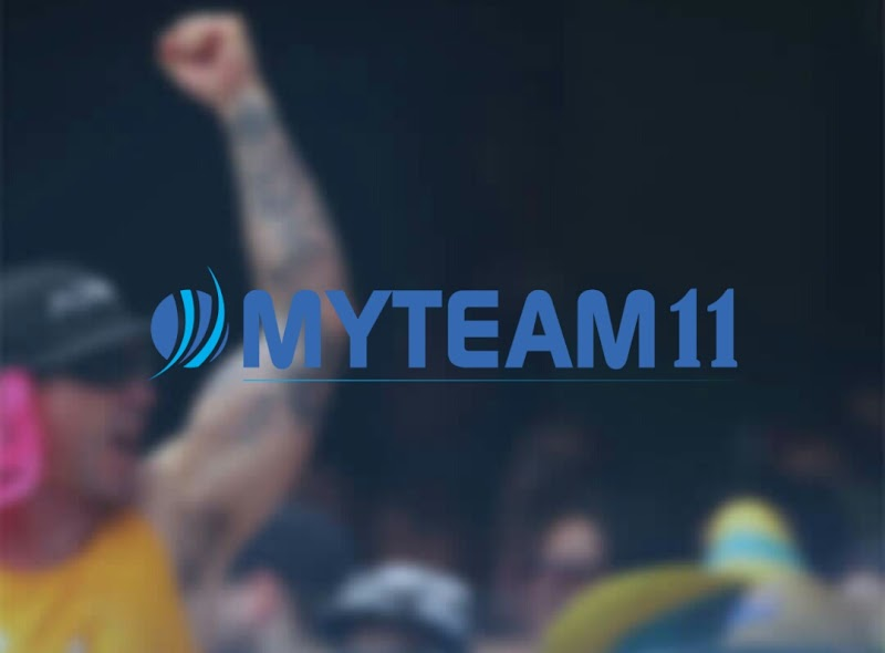 (Proof) MyTeam11 Fantacy Cricket - Get Rs.100 On Signup + Rs.50 Per Refer (Earn Unlimited Money by Playing Fantasy Cricket on this IPL)