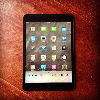 iOS 7 iPad mini