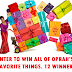 Oprah's Favorite Things 2020 Giveaway - 12 Winners Win 72 Gifts Each, Over $17,900 Value! ($13,000 in Prizes and $3,900 in Cash To Pay For Taxes). Daily Entry. Ends 12/6/20
