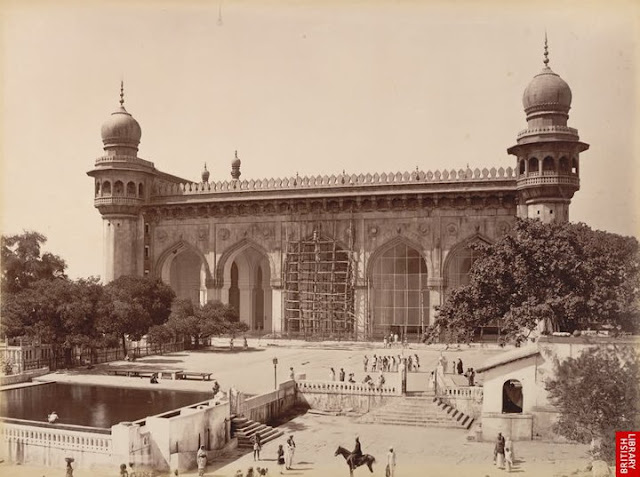 Hyderabad - Rare Pictures - Mecca%2BMasjid1.jpg
