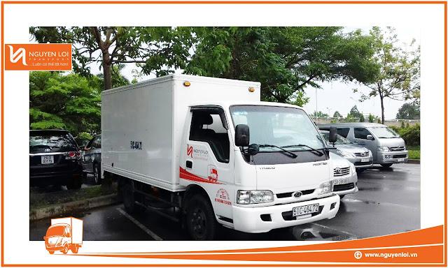 Thuê xe tải chở hàng huyện Củ Chi