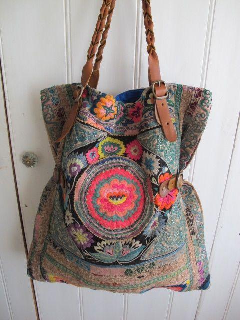 Shweshwe Print Tote Bag For Ladies 2020 4