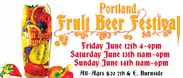 My picks for Portland Fruit Beer Festival 2015