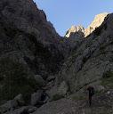 En route pour Serra Pianella depuis les bergeries de Laoscella