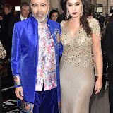 OIC - ENTSIMAGES.COM - Sunny Grewal and Shay Grewal at the The Asian Awards in London 7th April  2016 Photo Mobis Photos/OIC 0203 174 1069
