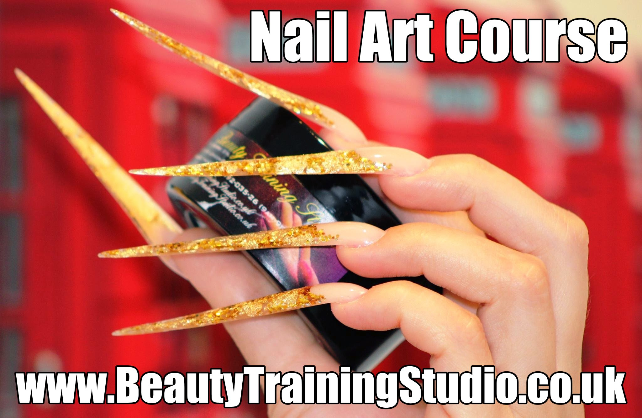 Free Nail Art Courses From Home