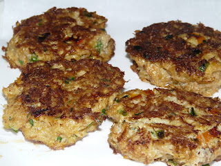 Low Carb Key West Crab Cakes