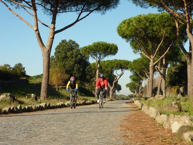 fietsverhalen naar rome ervaringen