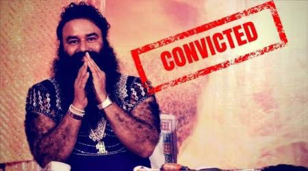 dera sacha sauda head gurmit ram rahim convicted - rape case - sirsa haryana