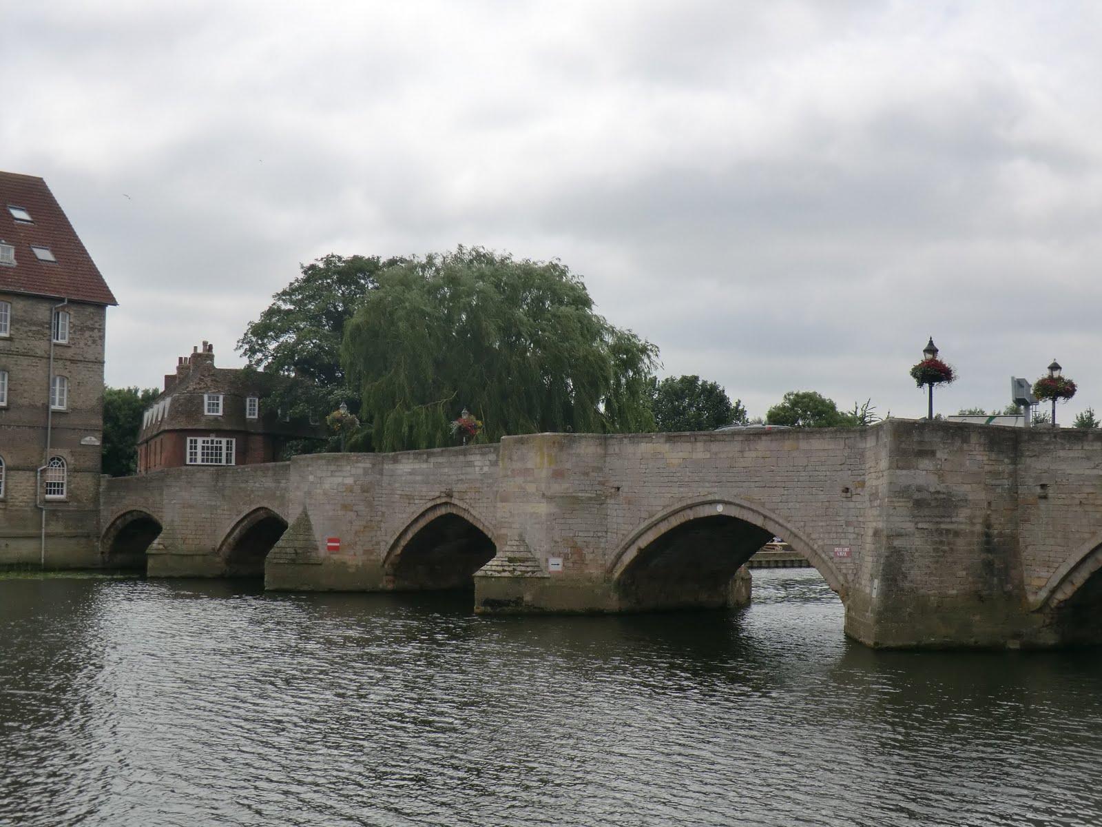 CIMG7754 Old Bridge, Huntingdon