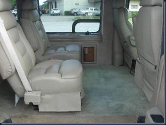 Chevy van 003