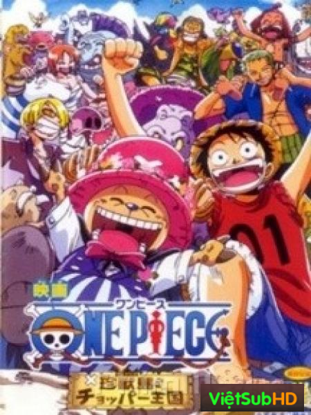 One Piece Movie 3