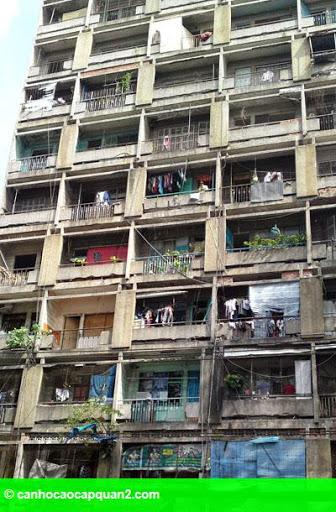 Hình 1: TP Hồ Chí Minh: Tiến độ xây mới các chung cư cũ còn chậm