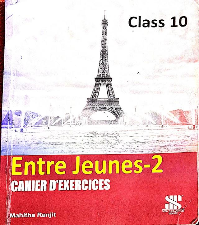 Entre Jeune cahier leçon 2 part 1