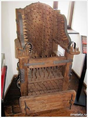 Пыточное кресло