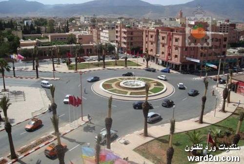 مدينة بركان المغربية تاريخ وحضارة