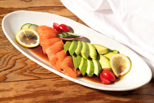 Salmon & Avocado Salad