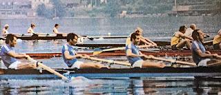 1975-La saison de l'équipe de France d'aviron