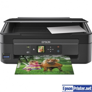 Download reset Epson XP-323 printer software
